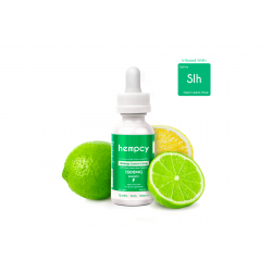 Hempcy Tincture Energy Lemon Lime 30 ML 1000 MG