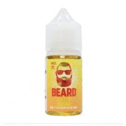 Beard Vape Salts No.71