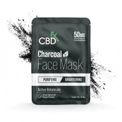 CBDfx Broad Spectrum Cbd Face Mask 50mg