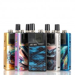 Lost Vape Orion Quest Kit