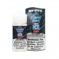 Candy King Worms Ice