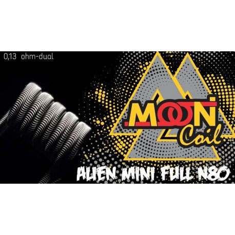 Moon Coil- Alien Mini Full N80